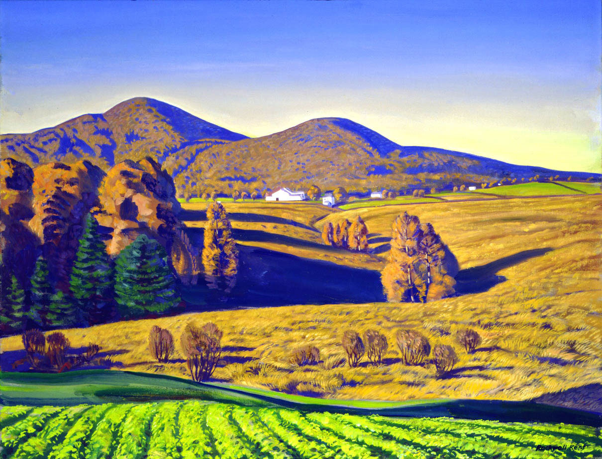 Rockwell Kent :: The Johnson Collection, LLC (Spartanburg, SC)